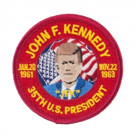 US Presidential Embroidered Patch