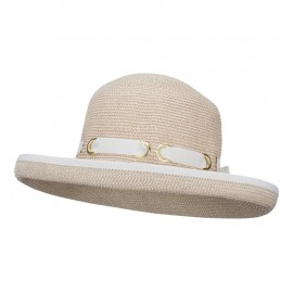 UPF 50+ Tweed Roll Up Hat
