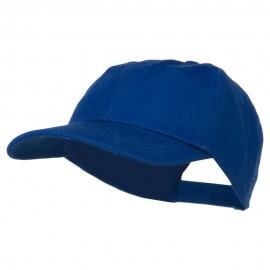 6 Panel Unstructured Pro Style Cap