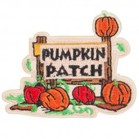 Pumpkin Patch Patches