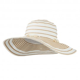 Pearl Accent Crushable Sun Hat