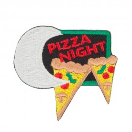 Pizza Night Patch