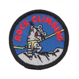 Rock Climbing Patches