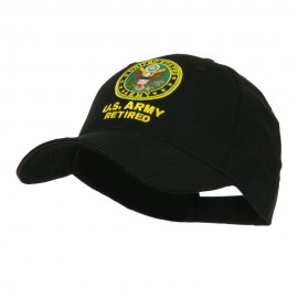 US Army Retired Military Cap