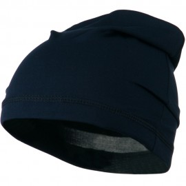 Real Fit Spandex Cap - Navy