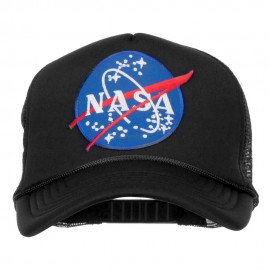 NASA Lunar Patched Foam Trucker Cap