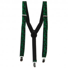 Rasta Suspender - Green