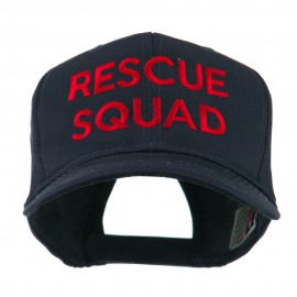 Rescue Squad Embroidered Cap