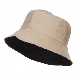 Men's Reversible Cotton Bucket Hat