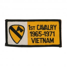 Army Rectangle Embroidered Military Patch
