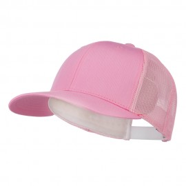 Retro Trucker Cap - Pink