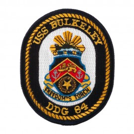 USS Rope Border Patches