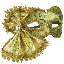 Ribbon Venetian Mask