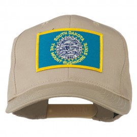 South Dakota State High Profile Patch Cap