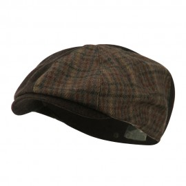 Men's Split Design Ivy Cap