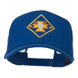Southwest Emblem Embroidered Cap