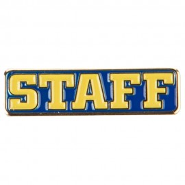 Staff Lapel Pin