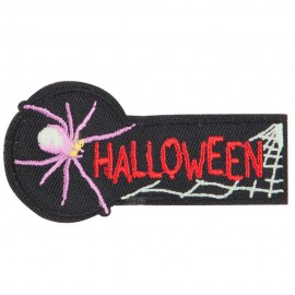 Scary Halloween Patches
