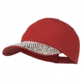 Stones Bill Jewel Baseball Cap
