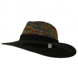 Women's Multi Stitched Wool Felt Hat