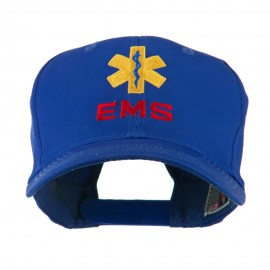 EMS Logo Embroidered Cap
