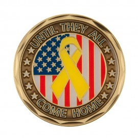 Support Our Troops Coin