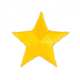 Stars Embroidered Patches