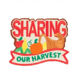 Sharing Our Harvest Patches