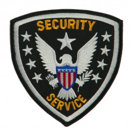 USA Security Rescue Patches
