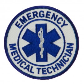 USA Security Rescue Patches - Circle EMT