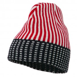 USA Stars and Stripes Beanie