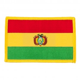 South America Flag Embroidered Patches