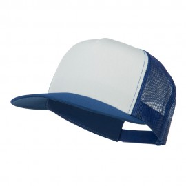 Classic Trucker Cap - Royal