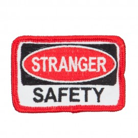 Stranger Safety Patches