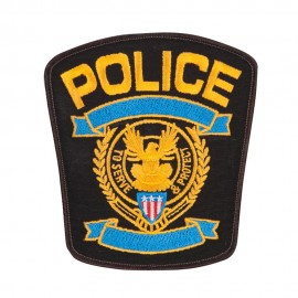 Police to Serve and Protect Patches