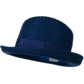 Solid Wool Felt Hat