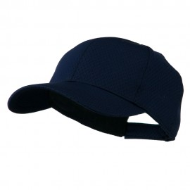 Athletic Mesh Cap - Navy