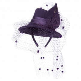 Mini Top Hat Style Fascinator