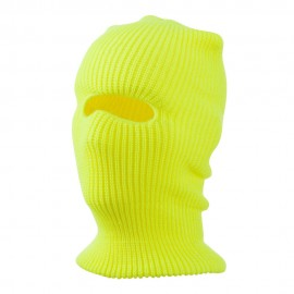 Neon Tactical Face Mask - Yellow