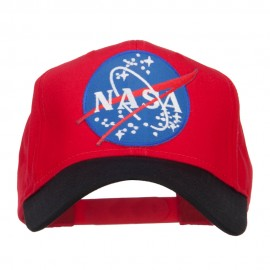 Lunar Landing NASA Patched Two Tone Cap