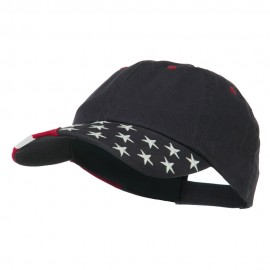 USA Twill Embroidered Cap