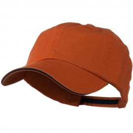 Low Profile Cotton Twill Cap