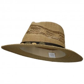 Men's Tea Dye Safari Hat