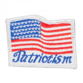USA Patriotism Flag Patches