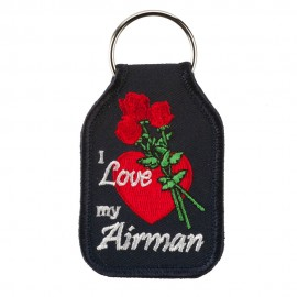 U.S. Air Force Embroidered Key Chains