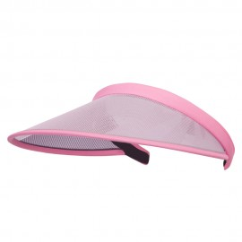 UV 50+ Protection Clip On Visor - Pink
