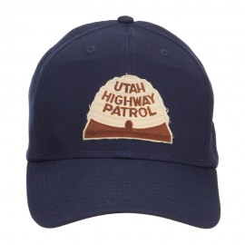 Utah State Highway Patrol Patched Cap