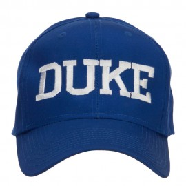 Halloween Character Duke Embroidered Cap