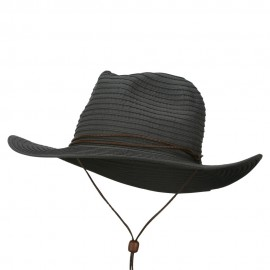 Men's Adjustable UPF 45+ Gambler Sun Hat