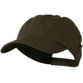 Low Profile Unstructured Cotton Cap